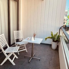 Апартаменты Moonlight House & Apartment Nha Trang Нячанг балкон