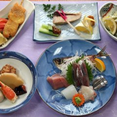 Akisawa Hotel Тосасимидзу питание фото 3