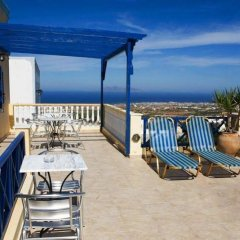 Отель Leta-Santorini Греция, Остров Санторини - отзывы, цены и фото номеров - забронировать отель Leta-Santorini онлайн пляж фото 2