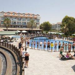 Seher Resort & Spa Турция, Сиде - отзывы, цены и фото номеров - забронировать отель Seher Resort & Spa - All Inclusive онлайн бассейн фото 3