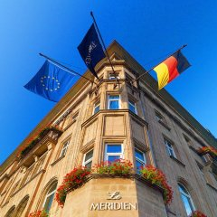 Отель Le Méridien Grand Hotel Nürnberg Германия, Нюрнберг - 1 отзыв об отеле, цены и фото номеров - забронировать отель Le Méridien Grand Hotel Nürnberg онлайн фото 15