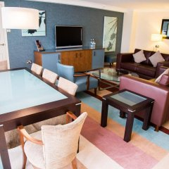 Hilton Birmingham Metropole Hotel комната для гостей