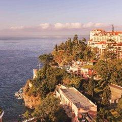 Отель Belmond Reid's Palace Португалия, Фуншал - отзывы, цены и фото номеров - забронировать отель Belmond Reid's Palace онлайн пляж фото 2