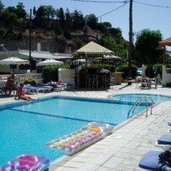 Отель Golden Days бассейн фото 2