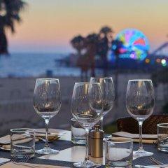 Отель Loews Santa Monica Санта-Моника питание фото 3