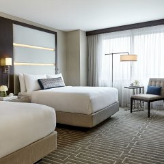 Отель Jw Marriott Minneapolis Mall Of America Блумингтон комната для гостей