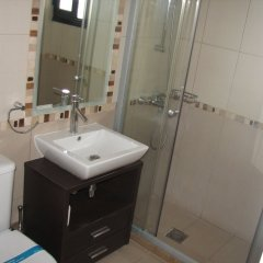 Hill View Restaurant & Apartments in Pissouri, Cyprus from 109$, photos, reviews - zenhotels.com bathroom