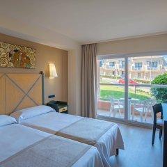 Отель Thb Cala Lliteras Испания, Кала Ратьяда - отзывы, цены и фото номеров - забронировать отель Thb Cala Lliteras онлайн комната для гостей фото 3