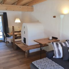 Hotel The Originals Borgo Eibn Mountain Lodge (ex Relais du Silence) Саурис удобства в номере