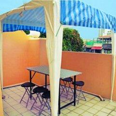 Отель The Twins Hostel Таиланд, Бангкок - отзывы, цены и фото номеров - забронировать отель The Twins Hostel онлайн балкон