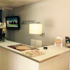 Отель Hostal Jakiton интерьер отеля фото 2