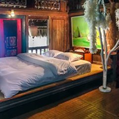 Отель Dao Anh Khanh Treehouse Ханой комната для гостей фото 2