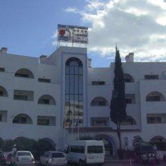Отель Varandas de Albufeira парковка