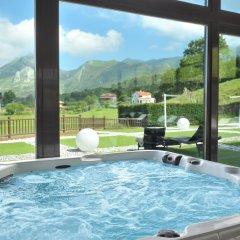 Отель Domus Selecta La Piconera And Spa бассейн