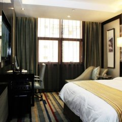 Days Hotel Great Wall Quanzhou комната для гостей фото 2