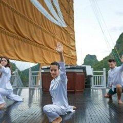 Отель Paradise Luxury Sails Cruise фитнесс-зал фото 2