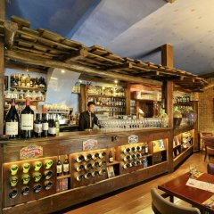 Hotel Salvator гостиничный бар