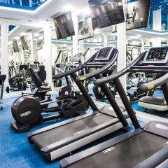 Гранд Парк Есиль Отель фитнесс-зал фото 4