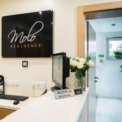 Отель Molo Residence Польша, Сопот - отзывы, цены и фото номеров - забронировать отель Molo Residence онлайн