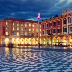 Отель Nice Excelsior Франция, Ницца - 5 отзывов об отеле, цены и фото номеров - забронировать отель Nice Excelsior онлайн бассейн