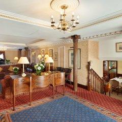 Отель Hyatt Regency London - The Churchill питание