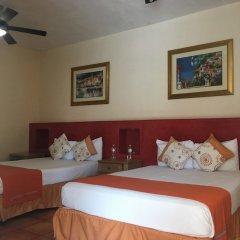Отель Plaza Los Arcos Мексика, Сан-Хосе-дель-Кабо - отзывы, цены и фото номеров - забронировать отель Plaza Los Arcos онлайн комната для гостей фото 4