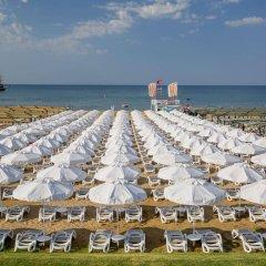 Side Sungate Hotel & Spa - All Inclusive пляж фото 2