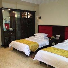 Отель Xiamen Calman Hotel Китай, Сямынь - отзывы, цены и фото номеров - забронировать отель Xiamen Calman Hotel онлайн комната для гостей