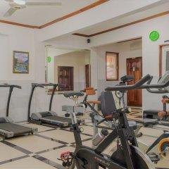 Отель SwissGha Homes Christian Retreat and Hospitality Center фитнесс-зал