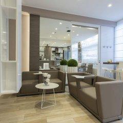 Отель Mistral Италия, Милан - отзывы, цены и фото номеров - забронировать отель Mistral онлайн интерьер отеля фото 3