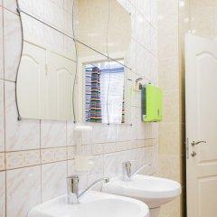 Хостел Евразия ванная