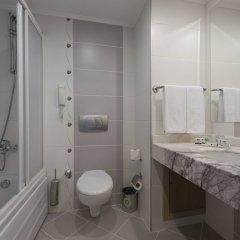 Can Garden Resort Турция, Чолакли - 1 отзыв об отеле, цены и фото номеров - забронировать отель Can Garden Resort онлайн ванная фото 2
