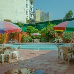 Отель Vaishali Hotel Непал, Катманду - отзывы, цены и фото номеров - забронировать отель Vaishali Hotel онлайн бассейн фото 3
