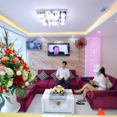 Отель Hang Nga 1 Hotel Вьетнам, Нячанг - отзывы, цены и фото номеров - забронировать отель Hang Nga 1 Hotel онлайн интерьер отеля