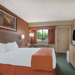 Отель Days Inn Columbus Fairgrounds Колумбус комната для гостей фото 4