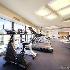 Отель Stamford Plaza Sydney Airport фитнесс-зал