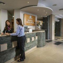Отель Rosamar & Spa Испания, Льорет-де-Мар - 1 отзыв об отеле, цены и фото номеров - забронировать отель Rosamar & Spa онлайн интерьер отеля фото 3