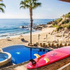 Отель Cabo Surf Hotel & Spa Мексика, Сан-Хосе-дель-Кабо - отзывы, цены и фото номеров - забронировать отель Cabo Surf Hotel & Spa онлайн бассейн