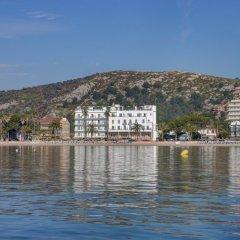 Отель Hoposa Pollentia - Adults Only пляж