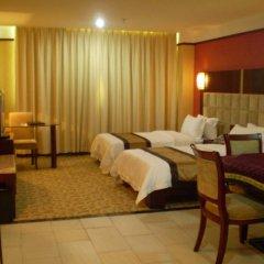 Guangzhou Guo Sheng Hotel комната для гостей фото 4