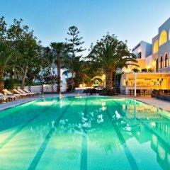 Отель Makarios Греция, Остров Санторини - отзывы, цены и фото номеров - забронировать отель Makarios онлайн бассейн фото 2