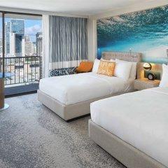 Отель Waikiki Beachcomber by Outrigger комната для гостей фото 4