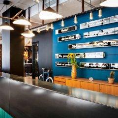 Отель Generator Stockholm Стокгольм гостиничный бар