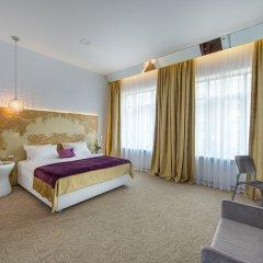 Гостиница Panorama De Luxe 5* Стандартный номер разные типы кроватей фото 3