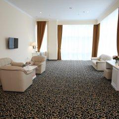 Принц Парк Отель 4* Студия с различными типами кроватей фото 7