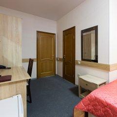 Мини-Отель Новотех Стандартный номер с различными типами кроватей фото 50