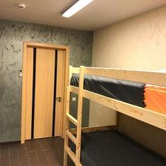 Хостел Аквариум Кровать в общем номере с двухъярусными кроватями фото 4