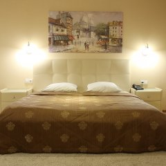 Гостиница Кристалл 3* Апартаменты с различными типами кроватей фото 2