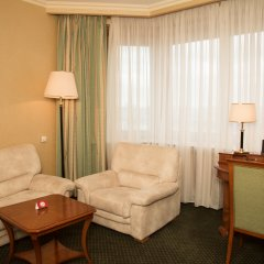 """Гостиница """"Президент-отель"""" 4* Люкс с различными типами кроватей фото 4"""