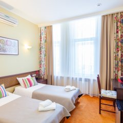 Гостиница Вертолетная Площадка комната для гостей